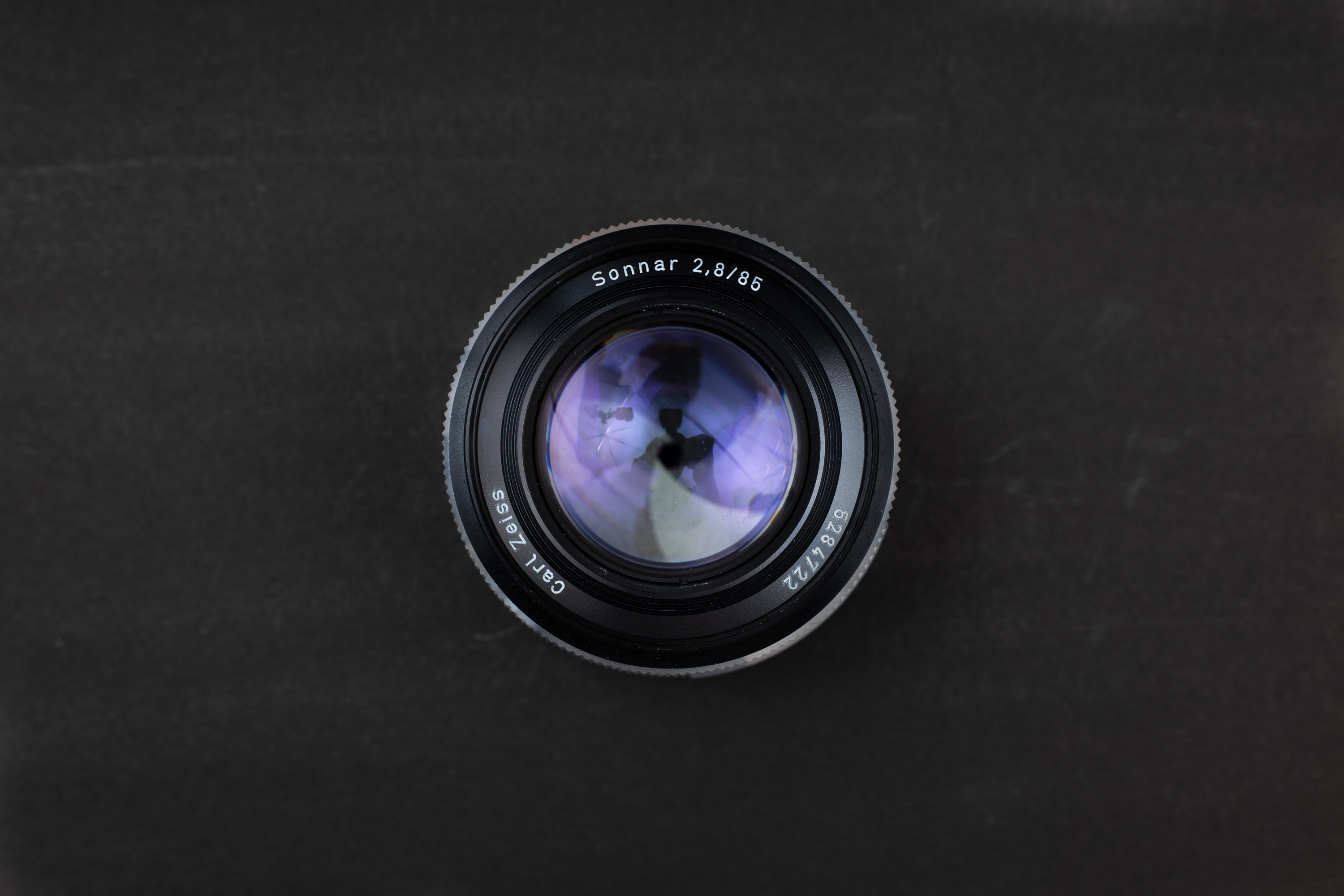Carl Zeiss Sonnar 85mm f2.8