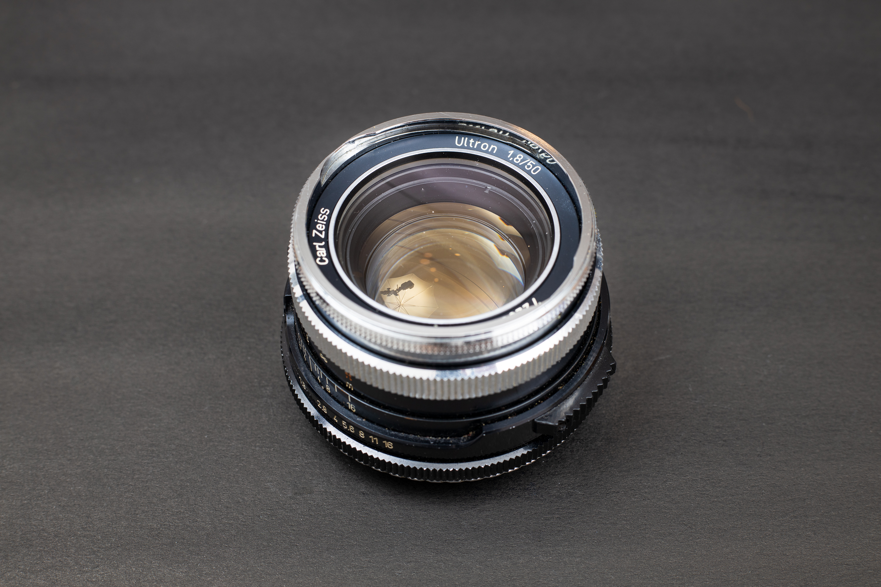 Carl Zeiss 50mm f1.8
