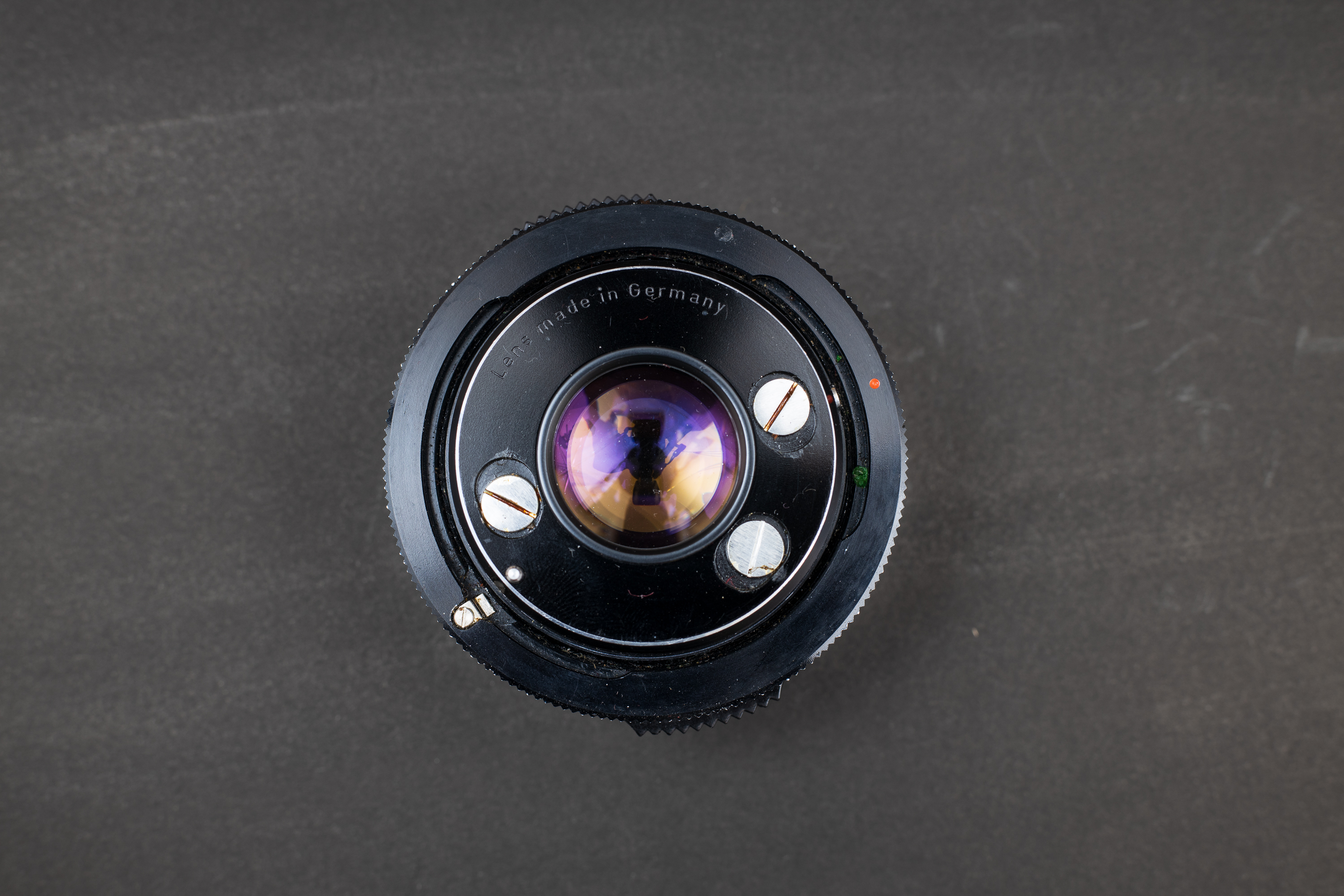 Carl Zeiss 50mm f1.8 Mount